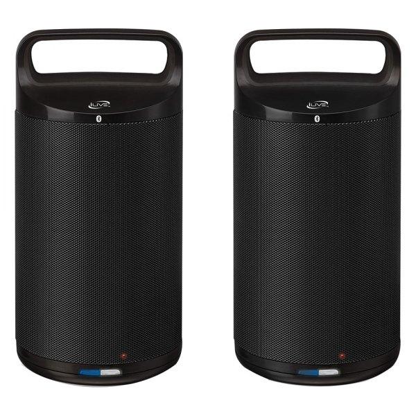 Ilive isbw2113 portable indoor outdoor wireless for Ilive bluetooth speaker