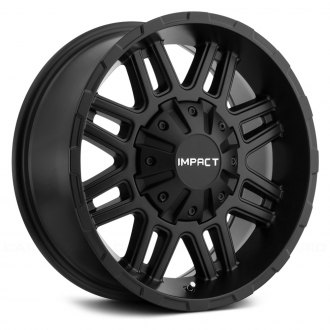 IMPACT OFF ROAD® - 262B INTERCEPTOR Satin Black