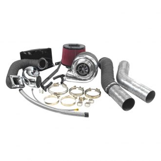 Industrial Injection® - Compound Phatshaft Add-A-Turbo Kit