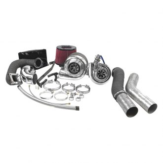 Industrial Injection® - Towing Compound Turbo Kit