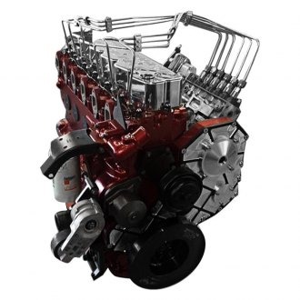 Industrial Injection® - Cummins Race Long Block Engine