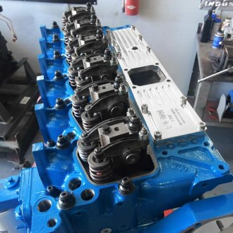 Industrial Injection® - Cummins Stock Long Block Engine
