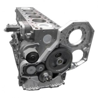 Industrial Injection® - Cummins Stock Short Block Engine