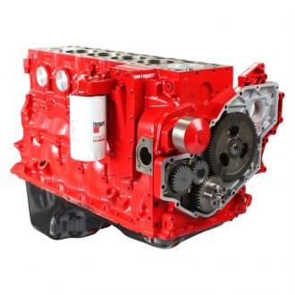 Industrial Injection® - Cummins Street Performance Short Block Engine