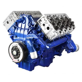 Industrial Injection® - Duramax LBZ Performance Race Long Block Engine