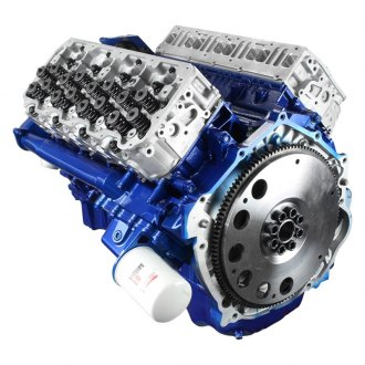 Industrial Injection® - Duramax LLY Stock Long Block Engine