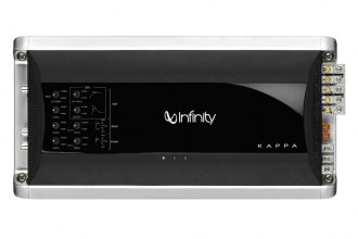 Infinity® - Kappa Series Class D 5-Channel 400W Amplifier
