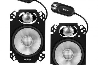 "Infinity® - 4 x 6"" 2-Way Kappa Series 180W Speakers"