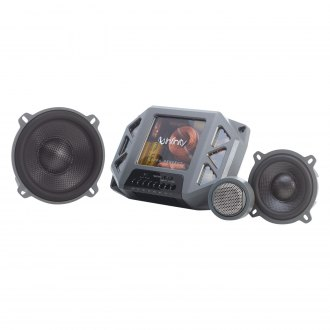 "Infinity® - 5-1/4"" 2-Way Perfect™ Extreme-Performance 400W Component Speaker System"