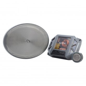 "Infinity® - 6"" x 9"" 2-Way Perfect™ Extreme-Performance 600W Component Speaker System"
