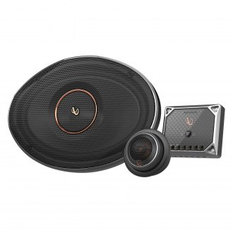 "Infinity® - 6"" x 9"" 2-Way Reference™ 375W Component Speaker System"