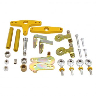 Inglese® - Driver-Side Linkage Kit with Throttle Brackets