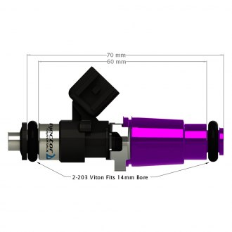 Injector Dynamics® - ID1700 Fuel Injector