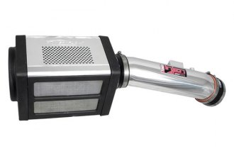 Injen® PF2021P - PF Series Air Intake System (with Power-Flow Box, Polished)