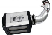 Injen® - PF Series Power-Flow Air Intake System w/o Power-Flow Box - Polished
