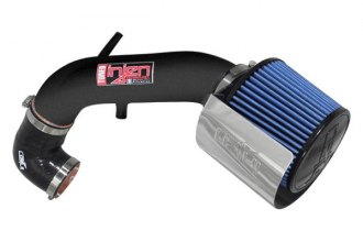 Injen® PF5011WB - PF Series Air Intake System (Wrinkle Black)
