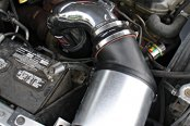 Injen® - PF Series Diesel Air Intake System - Installed