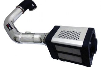 Injen® PF9026P - PF Series Air Intake System (with Power-Flow Box, Polished)