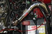 Injen® - RD Series Cold Air Intake System - Installed