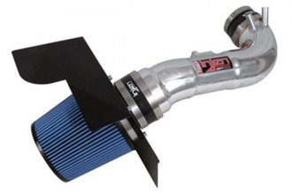Injen® SP2096P - SP Series Short Ram Intake System (5.0L, Polished)