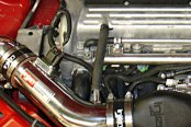 Injen® - SP Series Cold Air Intake System - Installed