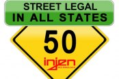 Injen® - Street Legal in All States