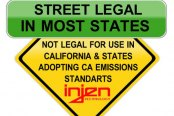 Injen® - Street Legal in Most States