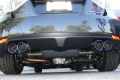 Injen® - Axle-Back Exhaust System - Installed
