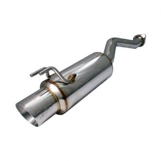 Injen® - Axle-Back Exhaust System