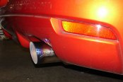 Injen® - Cat-Back Exhaust System - Installed