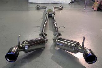Injen® - Cat-Back Exhaust System