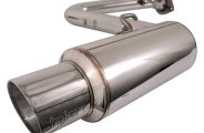 Injen® SES2110 - Axle-Back Exhaust System