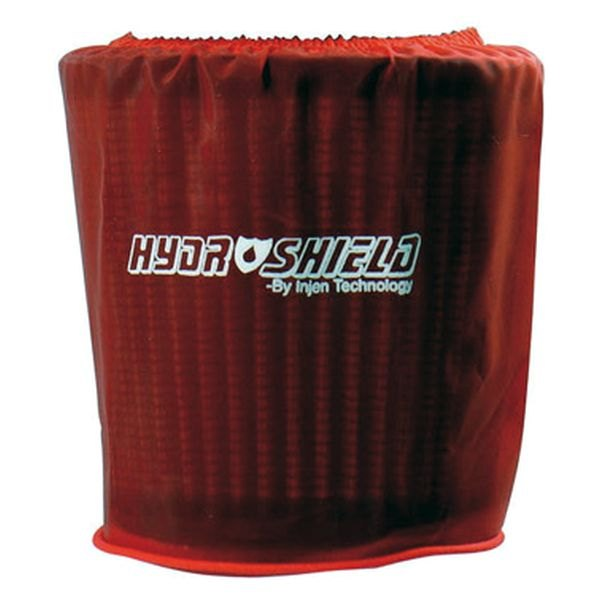 Injen Technology Hydro-Shield Pre-Filter Air Intake Filter Cover Red X-1033RED
