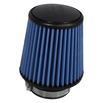 Injen® - SuperNano-Web™ Round Tapered Blue Air Filter