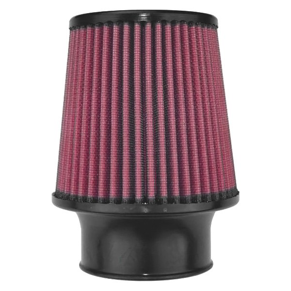 Injen Technology X-1020-BR Black and Red 3 High Performance Air Filter