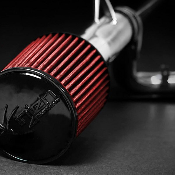 Injen® - Air Intake With Red Filter