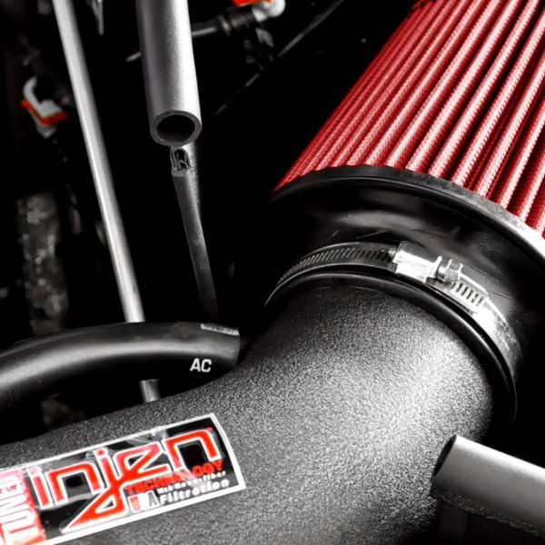 Injen® - Black Air Intake