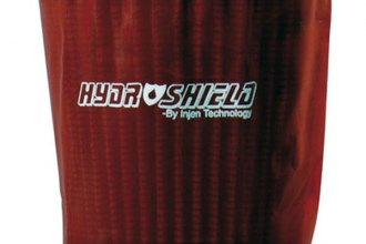 Injen® 1035RED - Hydro-shield Pre-filter (Red)