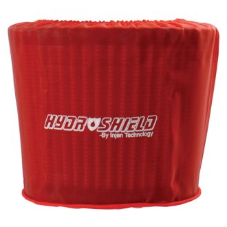 "Injen® - Red Hydro-Shield Pre-filter (5"" T x 6.75"" B x 5"" H)"