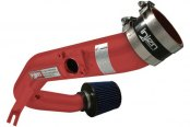 Injen® - RD Series Cold Air Wrinkle Red Intake System