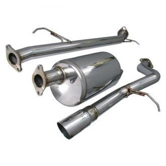 Injen® - Stainless Steel Cat-Back Exhaust System with Single Rear Exit