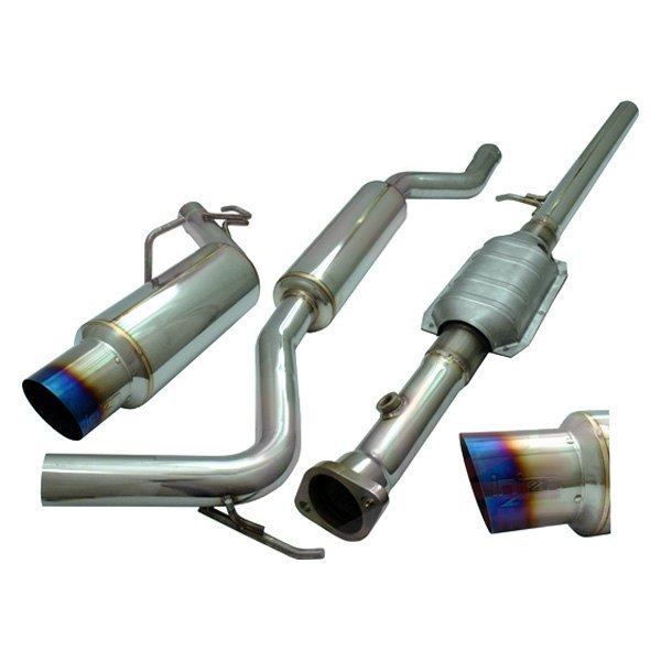Injen® Stainless Steel Catback Exhaust System: 2010 Lancer Exhaust Systems At Woreks.co