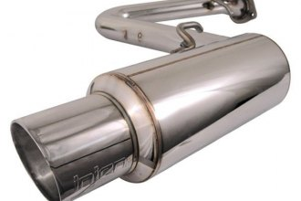 Injen® - Stainless Steel Cat-Back Exhaust System