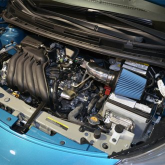 Sp P on Nissan Armada Fuel Filter