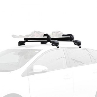 INNO® - Aero Base T-Slot Gravity Ski and Snowboard Rack