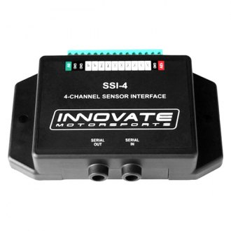 Innovate Motorsports® - 4-Channel Simple Sensor Interface