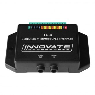 Innovate Motorsports® - 4-Channel Thermocouple Amplifier