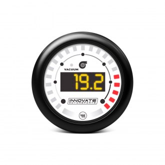 Innovate Motorsports® - MTX Digital Series Vacuum/Boost and Shift Light Gauge Kit