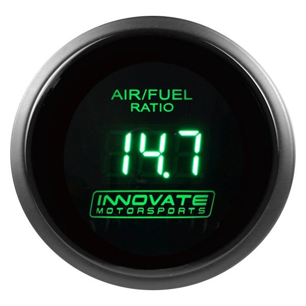 INNOVATE MOTORSPORTS 3796 DB SERIES DIGITAL LED AIR FUEL RATIO GAUGE KIT RED