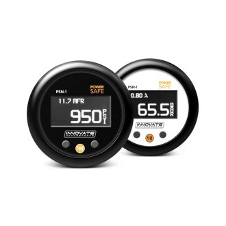 Innovate Motorsports® - PSN-1 PowerSafe Nitrous Pressure and Air/Fuel Ratio Gauge